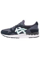 Asics Gellyte V Trainers Indian Ink White Dark Blue