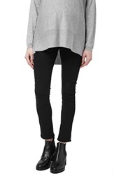 Women's Topshop 'Jamie' Over The Bump Skinny Maternity Jeans