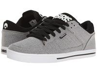 Osiris Protocol Grey Oxford Men's Skate Shoes Gray