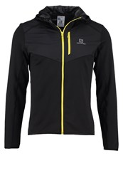 Salomon Discovery Fleece Black