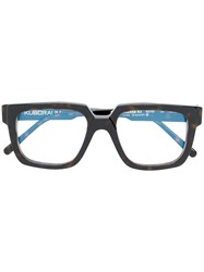 Kuboraum K3 Glasses Acetate Brown
