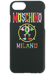 Moschino Logo Iphone 6 Case Black