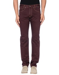 Betwoin Casual Pants Dark Brown