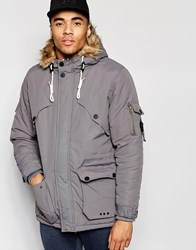 Fly 53 Excalibur Jacket Gray