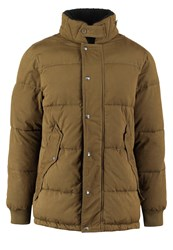 Bench Winter Jacket Dark Brown
