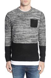 Men's Bellfield Colorblock Crewneck Sweater