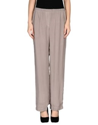 Es'givien Casual Pants Dove Grey