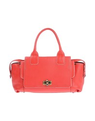 Lanvin Handbags Red