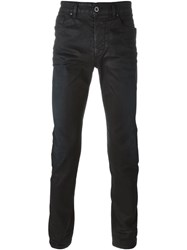 Diesel Black Gold 'Type 247' Slim Fit Jeans Black