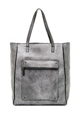 L.A.M.B. Ibis Large Leather Tote Multi