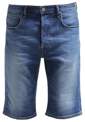 Lee Denim Shorts Blue Stream Blue Denim