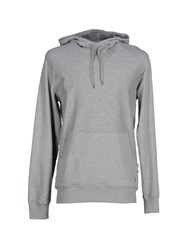 Le Coq Sportif Topwear Sweatshirts Men Grey