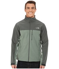 The North Face Apex Bionic Jacket Laurel Wreath Green Spruce Green Men's Coat Blue