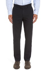 Brax Men's Big And Tall Texture Stretch Cotton Trousers