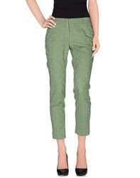 Peserico Sign Trousers Casual Trousers Women Military Green