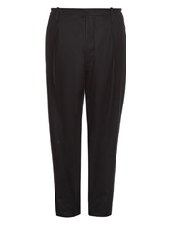 Lemaire Wool Flannel Trousers