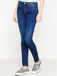 Vivienne Westwood Anglomania New Monroe Jeggings Blue