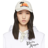 Palm Angels Off White Sunset Cap