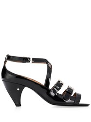 Laurence Dacade Buckled Sandals Black