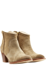 Zadig And Voltaire Molly Suede Boots