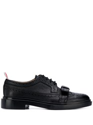 Thom Browne Brogued Bow Longwing 60