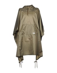 Brixton Capes And Ponchos Military Green
