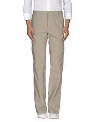 Columbia Trousers Casual Trousers Men Grey