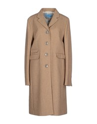 Escada Sport Coats And Jackets Coats Women Camel