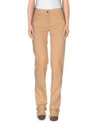 Valentino Roma Trousers Casual Trousers Women Camel