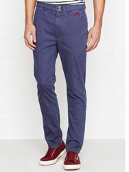 Vivienne Westwood Anglomania Classic Chinos Blue