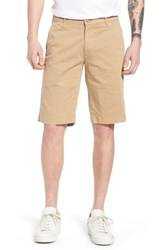 Ag Jeans 'S 'Griffin' Chino Shorts Sand Dune