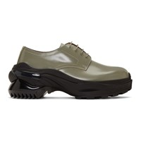 Maison Martin Margiela Green Ridge Sole Derbys