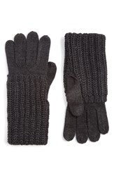 Sole Society Women's Convertible Knit Gloves