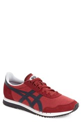 Onitsuka Tiger By Asics Men's Onitsuka Tiger 'Dualio' Sneaker Burgundy Indian Ink