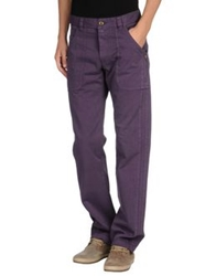 Ermanno Scervino Scervino Street Casual Pants Purple