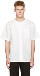 Saturdays Surf Nyc White Pontus Shirt