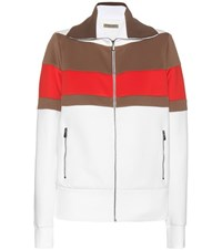 Bottega Veneta Striped Jacket Multicoloured