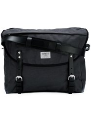 Sandqvist 'Erik' Messenger Bag Grey