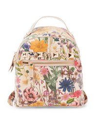 Steve Madden Floral Backpack Pink Flower