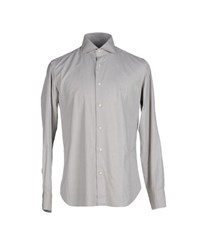Borsa Shirts Shirts Men Grey