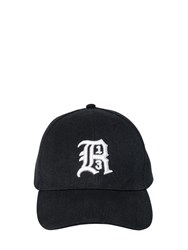 R 13 R13 Embroidered Baseball Hat Black
