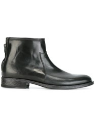 Htc Hollywood Trading Company Round Toe Boots Black