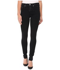 Hudson Barbara High Rise Super Skinny In Bazooka Bazooka Women's Jeans Multi