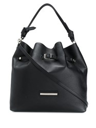 Marc Ellis Concy Dollar Bucket Bag Black
