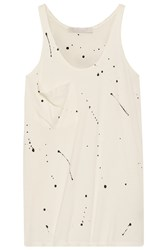 Kain Label Jane Jersey Tank White