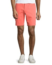 Penguin Basic Chino Shorts Spiced Coral