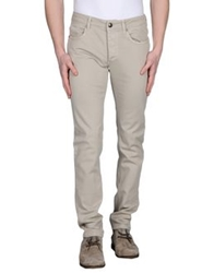 Fay Denim Pants Light Grey