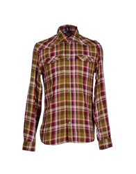 Dr. Denim Jeansmakers Shirts Shirts Men Military Green