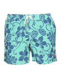 Fred Perry Swimwear Swimming Trunks