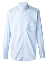Julien David 'Oxford' Shirt Blue